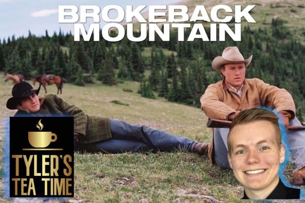 6 Reasons to watch brokeback mountain